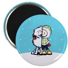 Eskimo Kisses Magnet