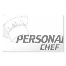 Personal Chef Decal