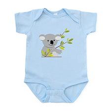 Koala Bear Infant Bodysuit
