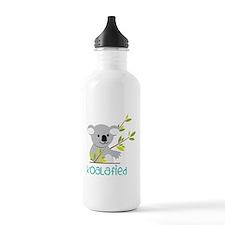 Koalafied Water Bottle