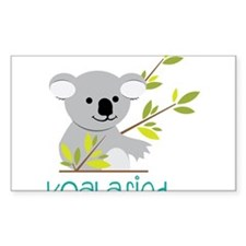 Koalafied Decal