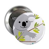 "Koalafied 2.25"" Button"