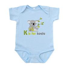 K Is For Koala Onesie