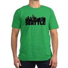 Seattle Skyline T