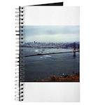 USS Nimitz - Golden Gate Bridge Journal
