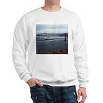 USS Nimitz - Golden Gate Bridge Sweatshirt