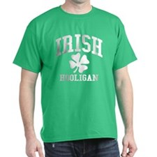 IRISH Hooligan Shamrock T-Shirt