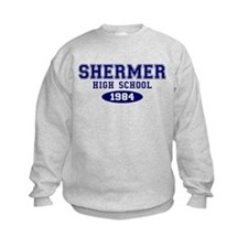 Cute Shermer high Sweatshirt