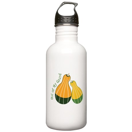 Out Of My Gourd Stainless Water Bottle 1.0L