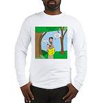 John the Baptist Diet Long Sleeve T-Shirt