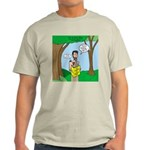 John the Baptist Diet Light T-Shirt