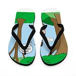 John the Baptist Diet Flip Flops