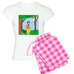John the Baptist Diet Women's Light Pajamas
