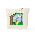John the Baptist Diet Tote Bag
