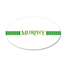 Murphy Wall Decal