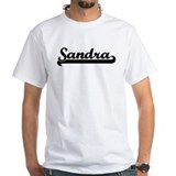 Black jersey: Sandra Shirt