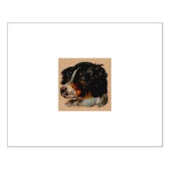 English Spaniel Raphael Tuck Small Poster
