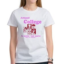 Attend College Tee