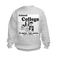 Attend College Sweatshirt