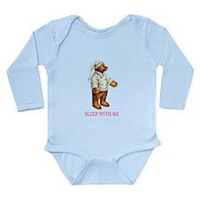 Sleepy Time Bear Baby Suit