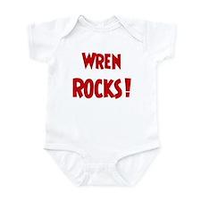 Wren Rocks Infant Bodysuit