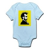 Abraham Lincoln Rocks! Body Suit