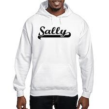 Black jersey: Sally Hoodie