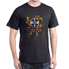 Harvest Moons Air Force Husband T-Shirt