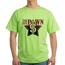 The PAWN Shop Star - MAROON T-Shirt