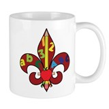 Fleur De Teacher Coffee Mug