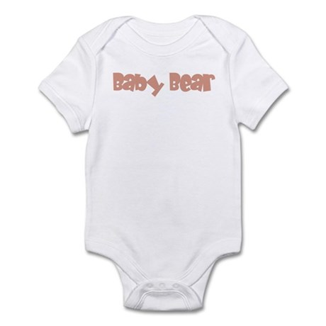Baby Bear Infant Bodysuit