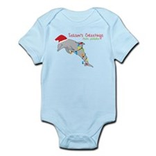 Seasons Greetings Infant Bodysuit