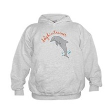 Dolphin Trainer Hoodie