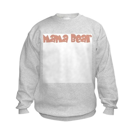 Mama Bear Kids Sweatshirt