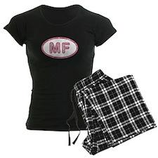 MF Pink pajamas