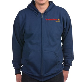 NEW ITEMS NOW AVAILABLE! Vcampers_zippered_hoodie_black