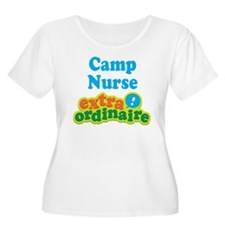 Camp Nurse Extraordinaire T-Shirt