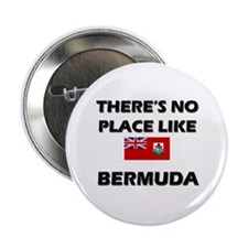 There Is No Place Like Bermuda Button