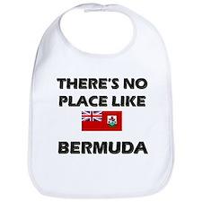 There Is No Place Like Bermuda Bib