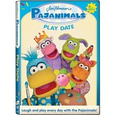 Pajanimals - Play Date DVD
