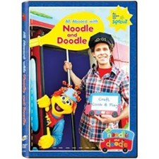 All Aboard with Noodle & Doodle DVD