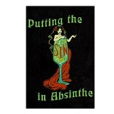 sin-in-absinthe_8x12-big.png Postcards (Package of