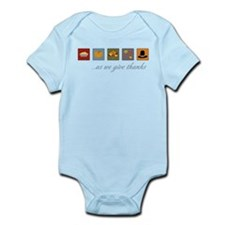 As We Give Thanks Infant Bodysuit