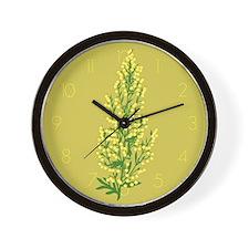 Absentia Flower Wall Clock