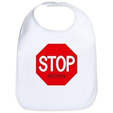 Stop Aydan Bib
