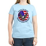 Back To Back World War Champs Funny T-Shirt Women'
