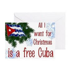 Free Cuba Christmas Cards (Pk of 10)