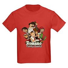 Romano Family Quartet Shirt: T