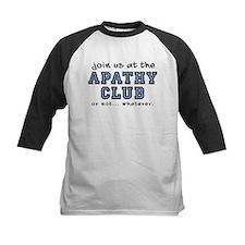 Apathy Club Funny T-Shirt Tee