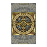 Celtic Compass 3'x5' Area Rug